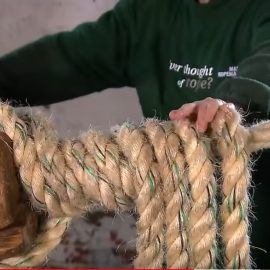 How it's made: touw
